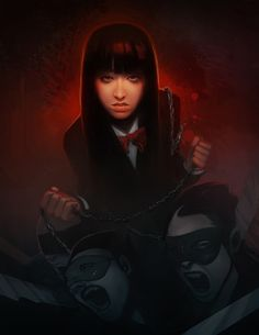 Kill Bill (artist unknown)