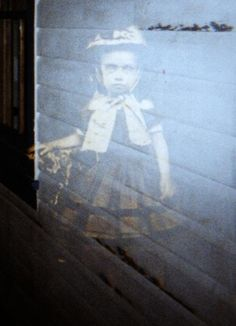 Ghost Girl Matilda - photo taken in Prosperity Junction at the National Cowboy Museum on Oct. 27, 2009