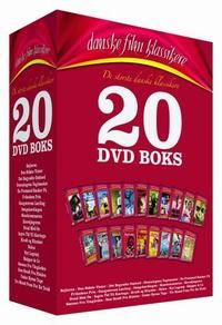 20 Danske Film I Boks (20 DVD)  Kr. 399,00  http://www.haushoej.dk/product.asp?product=36856