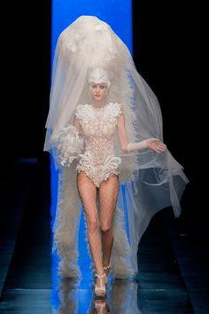 9e6a19b169a Jean Paul Gaultier Haute Couture Spring 2014 Jean Paul Gaultier