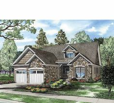 Eplans Craftsman House Plan - Small Plan with Big Appeal - 1588 Square Feet and 3 Bedrooms(s) from Eplans - House Plan Code HWEPL73366