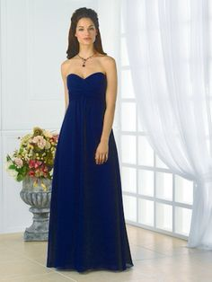 Wedding Dresses, Bridesmaid Dresses, Prom Dresses and Bridal Dresses Christina Wu Bridesmaid Dresses - Style - Christina Wu Celebration Bridesmaid Dresses. Strapless chiffon gown with rouging on the bodice. Photographed In Navy. Bridesmaid Dresses Under 100, Wedding Bridesmaid Dresses, Bridal Dresses, Prom Dresses, Bridesmaids, Teal Dresses, Dresses 2014, Luxury Wedding Dress, Wedding Beauty