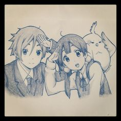 mochizou, tamako & Dera