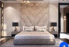 Modern Luxury Bedroom, Luxury Bedroom Design, Master Bedroom Interior, Bedroom Bed Design, Modern Bedroom Decor, Bedroom Furniture Design, Stylish Bedroom, Home Room Design, Luxury Home Decor