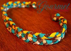 Gourmet by Janae: Girls Camp Craft: No-Sew Braided Headbands