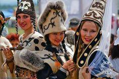 Turkic girls Siberia.