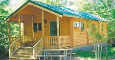 'Kerawinds' Cute 437 Sqft Log Cabin Costing only $29k has a Stunning MUST See Interior!