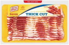 Oscar Mayer Thick Sliced Bacon, 16 Oz