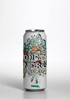 Monster energy on Behance