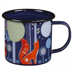 Mug Night Folklore - Deco Graphic