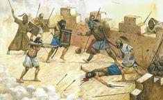 Mittani vs Mercenaries