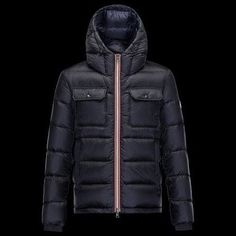 MONCLER COATS JACKETS Long Down Coat ffa0031e2829