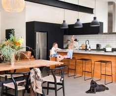 Old meets new in this stunning renovation of a seaside Dunedin villa, made possible with plenty of personal flair and a willingness to call in the professionals In a snapshot Who lives here? Claire Williams (consultant), Kris Williams (investment adviser), Olivia, 5, and Tom, 2, plus Jake the pug. Where is your home? St Clair, Dunedin. How …
