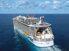 Top Cruise Ships: Readers' Choice Awards 2014 | Condé Nast Traveler Royal Caribbean International, Royal Caribbean Oasis, Caribbean Cruise Line, Jamaica Cruise, Western Caribbean, International Drive, Alaska Cruise, Top Cruise, Cruise Travel