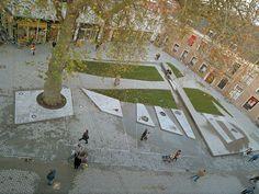 Karres_en_Brands_landscape_architecture_Gouvernementsplein-01 « Landscape Architecture Works | Landezine