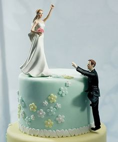 Funny Cake Toppers wedding-ideas