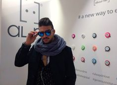 Mariano Di Vaio wears Formal Collection