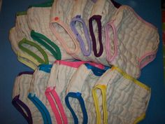 Convert your Prefolds to One Size Fits All by MamaBearBabyWear
