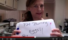 FAT BURNING CHICKEN AND EGGS!! Woo hooo!!   Please people, educate yourselves, don't let marketing fool you!