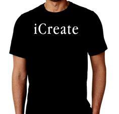 New iCreate Crafty Custom Tshirt Small  4XL by MarieLynnTshirt