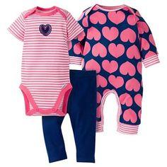 f5497d619 Gerber® Onesies® Baby Sleep N  Play Footed Sleepers - Kitty Print ...