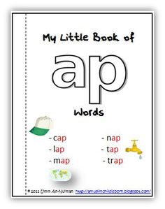 A Muslim Child is Born: -ap Family Word Book for Beginning Readers