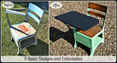 3 Spurz DandC Repurposed /Refurbished Creations!!: Gallery