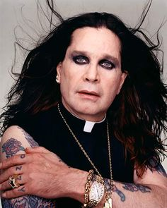 Ozzy Osbourne - The Prince Of Darkness