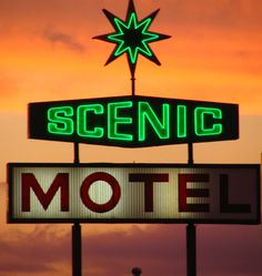 Scenic Motel sign - Pigeon Forge, TN | Flickr - Photo Sharing!