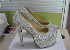 will be my wedding shoes!