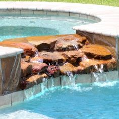 Swimming Pool and Spa Design | Accessories | Stairs | Designers | Platinum Pools
