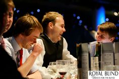 Royal Blind Try & Score Celebrity Quiz Night in Edinburgh 2012