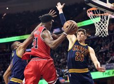 Chicago Bulls vs. Cleveland Cavaliers - 3/30/17 NBA Pick, Odds, and Prediction