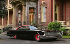 Chopped '60 Ford | eBay