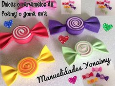 manualidades goma eva How To Make Lollipop Ornaments on Hands On Crafts for Kids Christmas Candy, Christmas Holidays, Christmas Decorations, Christmas Ornaments, Christmas Room, Diy Home Crafts, Crafts For Kids, How To Make Lollipops, Homemade Christmas Crafts