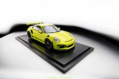 The 1:18 GT3 RS in PTS Birch Green! If you´re interested message me!