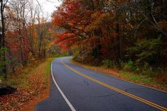 """Tail of the Dragon"""" down in Tennessee/North Carolina"""
