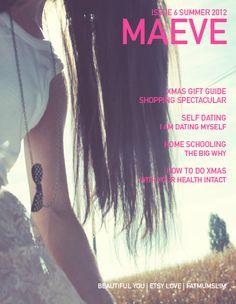MAEVE magazine summer/2012 #quarterly #free