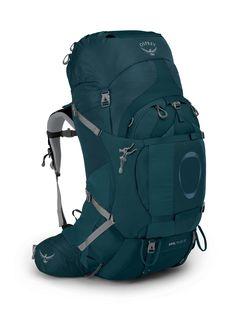 Pakkeliste vintertur: Overnatting i hengekøye Backpack Online, Men's Backpack, Osprey Backpacks, Osprey Packs, Thru Hiking, Straight Jacket, Sleeping Bag, Travel Bags, First Grade