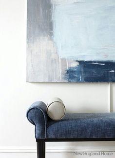 Painting by Kerri Rosenthal