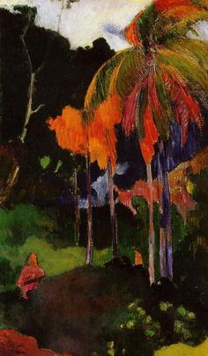 #Gauguin