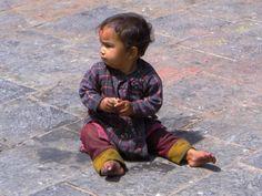 Csöppség Katmanduból