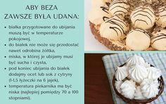 Co zrobić, aby beza zawsze była udana? #beza #ciasto #deser #dessert #sweet