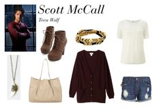 Teen Wolf - Scott McCall inspired outfit