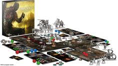 Dark Souls The Board Game  https://amazingmusthaves.com/products/dark-souls-the-board-game/