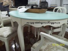 simply vintageous...by Suzan: BEFORE & AFTERS