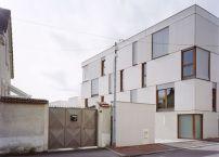 Wohnungsbau in Dijon / Rhythmus in Beton - Architektur und Architekten - News / Meldungen / Nachrichten - BauNetz.de