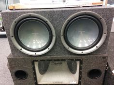 12 Inch Subs to rattle your brains and your backseat passengers