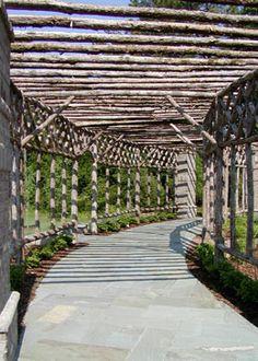 Pinehurst Pergola