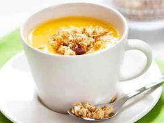 Aamupala lasissa Lassi, Joko, Smoothie, Oatmeal, Mango, Healthy Recipes, Healthy Food, Breakfast, Drinks